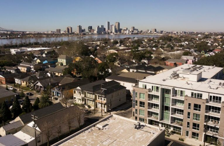 As people start leaving the most flooding-vulnerable areas, some higher-ground neighborhoods are becoming more desirable and more expensive