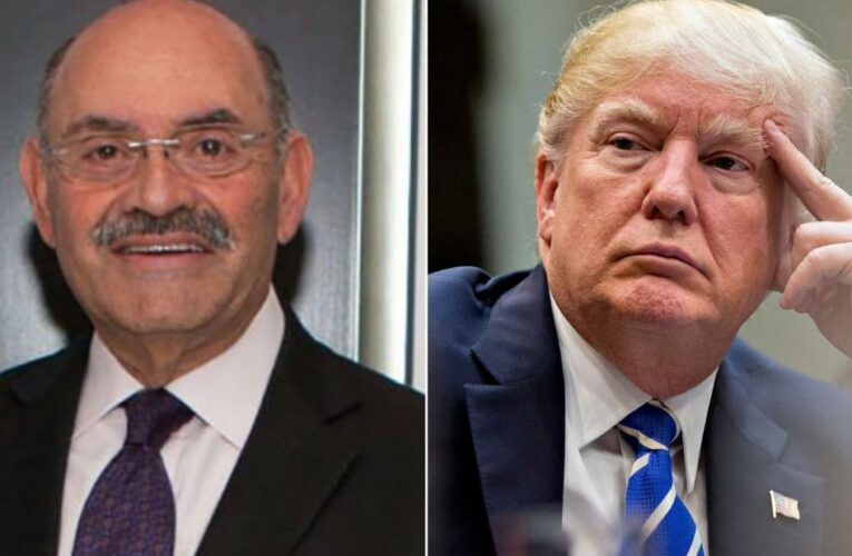 Who is President Trump's top money man?