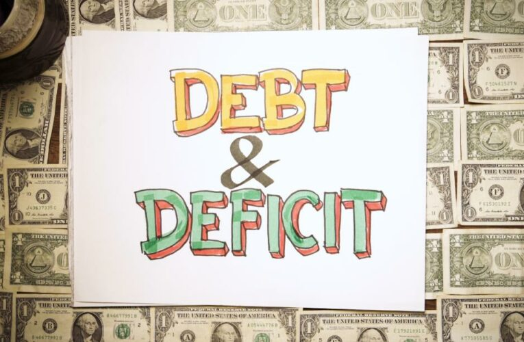 Debt and deficit aren't the same thing. Here's the difference
