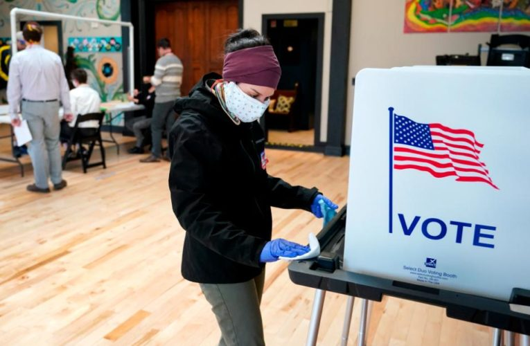 At least 52 people in Wisconsin who voted in-person or worked polls on April 7 tested positive