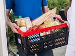 Supermarket chaos: Needy families STILL unable to get deliveries