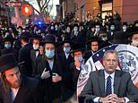 Mayor Bill De Blasio instructs police to ARREST mourners at funerals and large gatherings