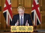 Coronavirus UK:  Boris Johnson says we're 'past virus peak'