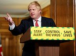 Government quietly changes coronavirus slogan AGAIN