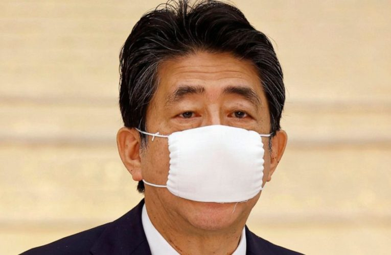 Japan OK's funds for $1.1 T stimulus to fight pandemic woes
