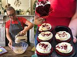 How to make your own Lola's cupcakes: Bakery chain reveal the recipe