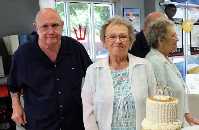 After 53 years of marriage, Betty and Curtis Tarpley died from Covid-19 within an hour of each other