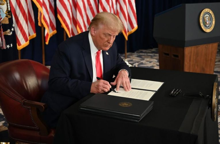 What Trump's executive actions really mean