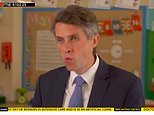 Coronavirus: Gavin Williamson makes schools home tests promise