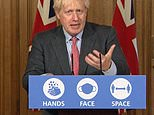 Boris Johnson warns 'more costly' NATIONAL lockdown can't be ruled out
