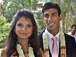 Rishi Sunak's wife is richer than the Queen: Her shares in family's tech firm are worth £430million