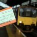 Flexible rail season tickets that can be used for just two or three journeys per week