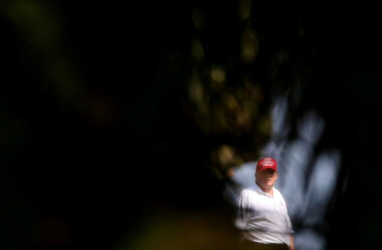 Analysis: The specter of Trump's comeback raises a practical question