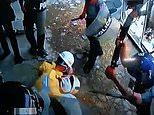 Myanmar coup: Police filmed brutally beating ambulance crew