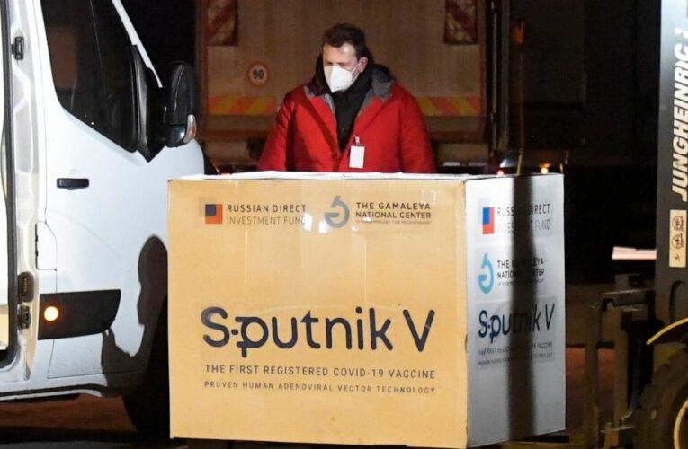 EU regulator starts a review of Russia's COVID-19 vaccine