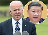 Biden to target China with push to have G7 allies call out its labor practices