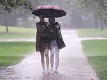 UK weather forecast: Heavy wind and rain is set to lash the nation next month