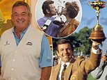 Golf legend Tony Jacklin opens up about his romance with a 16-year-old waitress