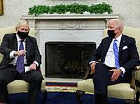 Boris is mocked over cunning plan to join US-Mexico-Canada trade area