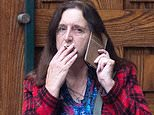 Grandmother, 61, who sprayed next door neighbours with disinfectant is convicted of assault
